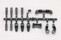 Yokomo – Steering bell crank/Servo horn/Servo mount for YZ-2DTM3/CAL3