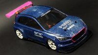 RCON – SIREN Racing Body 190mm 1:10 (FWD) – ex spoiler!
