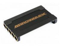 Arrowmax – Set-Up Frame (S) for Touring Cars Black Golden