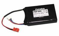 Futaba – Transmitter/Receiver Battery Li-Fe 6,6V 1800mAh (FR2F1800)
