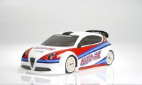 Mon-Tech – MITO RX RALLY 1:10 Body – FWD  (190mm) (ETS)