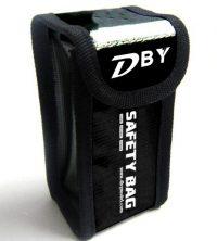 Fireproof Lipo Safe Bag (Black)