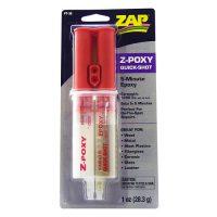 ZAP Z-Poxy – 5 Minute Syringe – (28.3g)