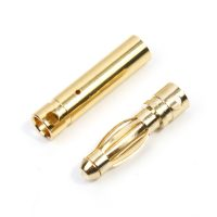 Bananplugger 4.0 – Gold plated (2 par)