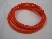 Silicone Water Tube (60 shore) Red – RCMN 4mm – (1 meter)