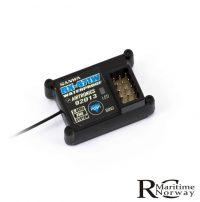 Sanwa RX-471WP – 4 channel 2.4GHz Receiver WATERPROOF