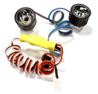 High Power Headlight System for Boat, Car & Copters