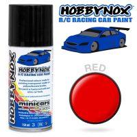 Hobbynox – Red RC Racing Car Spray (150 ml)