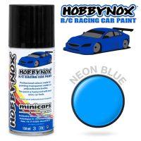 Hobbynox – Neon Blue RC Racing Car Spray (150 ml)