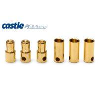 Bananplugger 5.5 – Castle Creation – Bullet (3 par)
