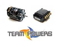 Team Powers – Combo ESC/Motor (FWD og M-Chassis (XPS Sport V3 +17.5T v4)