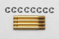 Yokomo – Titanium coated shock shaft for SLF Big bore shock