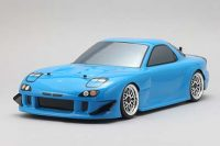 Yokomo – RE Amemiya FD3S RX-7 Body with Light decal