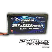 SilverBack Transmitter Life Battery 2400mAh – 6.6V LiFe
