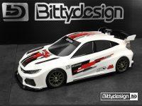 Bittydesign – HC-M 1:10 M-chassis body