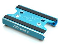 G-Force – Touring Car Maintenance Stand (Blue)