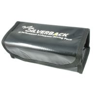 SilverBack – Saftey Lipo Battery Charging Bag (Black)