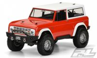 1973 Ford Bronco Clear Body
