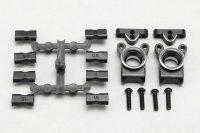 Yokomo – Aluminum rear hub carrier(Φ3mm pin) for YZ-4SF2