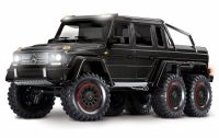TRAXXAS – TRX-6 Mercedes-Benz G63 AMG 6X6 TQi 2.4G RTR (Black)