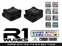 "R1 WURKS – R1 ""Super Stock"" 2S Digital 3 ESC B3"
