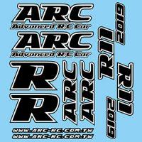 ARC – R11 2019 Decals