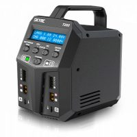 SkyRC T200 Charger 240VAC/12VDC 12A 2x100W