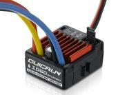 Hobbywing QuicRun 1060 60A Brushed ESC 2-3s