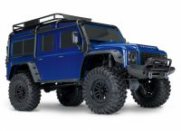 Traxxas – TRX-4 Scale & Trail Crawler Land Rover Defender ARTR (BLUE)