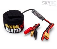 Engine Heater for nitro motors