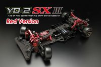 The NEW – YD-2SXIII Chassis kit (RED)
