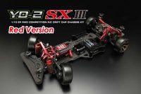 Yokomo – YD-2SXIII Drift Chassis kit w/Gyro (RED)