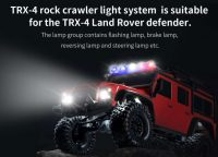 Crawler Light System for TRX-4