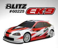 BLITZ EK9 – FWD Body (190mm) (0.7mm) – w/extra wing