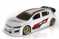 Montech – 308 TCR for 1:10 FWD Racing Cars