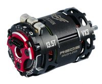 REDS – 13.5T VX3 Brushless Motor – FACTORY SELECTED – HIGH TORQUE (EFRA/BRCA)