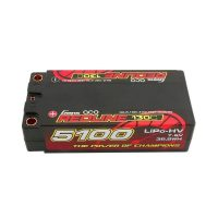 GENS ACE – 2s 5100mAh – 130C – Redline HV Shorty