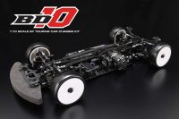 Yokomo – BD10 Competition Touring Car (1:10) – Carbon Chassis
