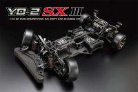 Yokomo – YD-2SXIII Chassis kit (Black)
