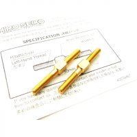 Turnbuckles – Gold – M3x30mm Aluminum (2 pcs)