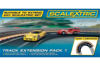 Scalextric – Track Extension Pack 1