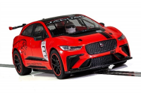 Scalextric – JAGUAR I-PACE RED