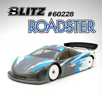 BLITZ – ROADSTER – (190mm) (0.5mm) – (ETS APPROVED)