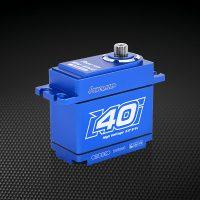 Power HD – Waterproof Servo (CNC Case) – 40kg – 0.18s (7.4V) (Oktober release)
