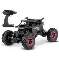 HB Rock Crawler 1:18 Black Metal – RTR