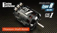 Yokomo – Racing Performer DX1 Type-R Brushless Motor (Titanium Shaft Specification) 10.5T