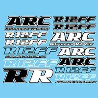 ARC – R12FF Decal