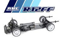 ARC – R12FF (2021) (ALU chassis) – Next-generation 1:10th scale FWD