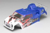 Yokomo – J Concept F2 Truck body for YZ-2T