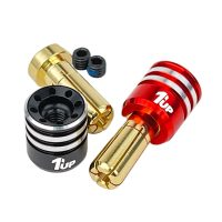 1up Racing Heatsink Bullet Plugs – 5mm